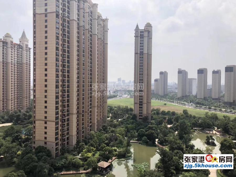 城东富人区君临新城 137平带车位储藏室 毛坯300万
