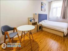 酒店公寓月租房,拎包入住,提供免费停车,