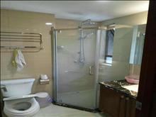 世茂九溪墅3室1厅2卫名牌家私电器,拎包入住4.6一年