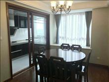 缇香镜湖湾9楼115平方2/2+书房精装首次出租4.6w有钥匙