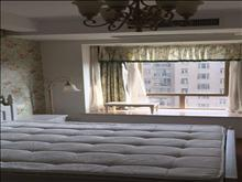 中联皇冠 43平 公寓房 精装环境好 拎包入住3.8万/年