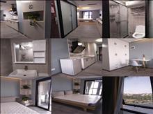 白领公寓 精装全配  设施齐全 拎包入住