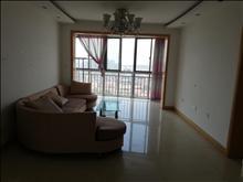亨通广场21楼三室两厅两卫出租,地段视野均佳,可商可住