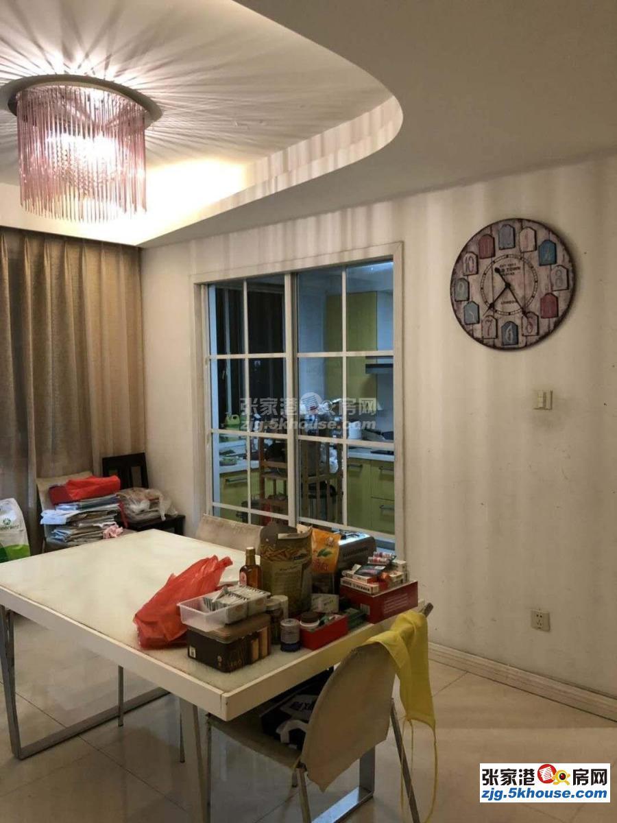 百桥花园 5楼145平 215万 4室2厅2卫 精装修 满五唯一
