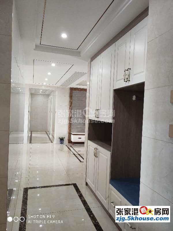 吾悦华府 265万 4室2厅2卫 豪华装修 产权车位一个,超低价格快出手