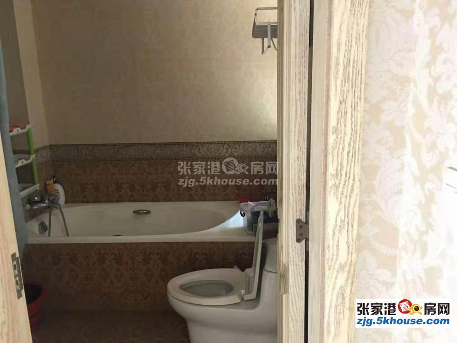 中心区,低于市场价,江南公馆 116万 3室2厅2卫 精装修