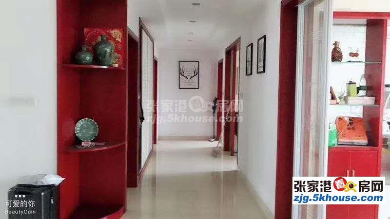 急售南湖苑5楼 137+自 三室二厅二卫 精装满二年 报价133万随时看房