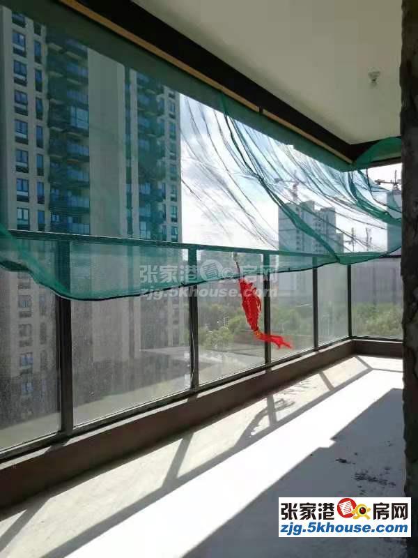 星奕湾大平层141平7楼金楼层+车位毛坯开价 295万,可用大刀砍