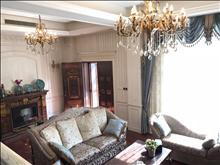 帝景豪园联排别墅780万 5室3厅4卫 送地下室60平 居家首选