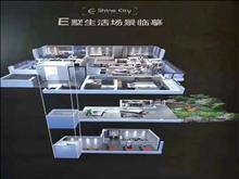 世茂九溪e墅6楼303平+北入户花园+车位+独立电梯 有钥匙538万