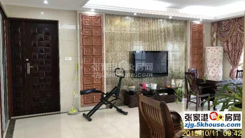湖滨国际 8000元/月 ,4室2厅2卫 豪华装修 ,家电家具齐全随时能看 高档小区