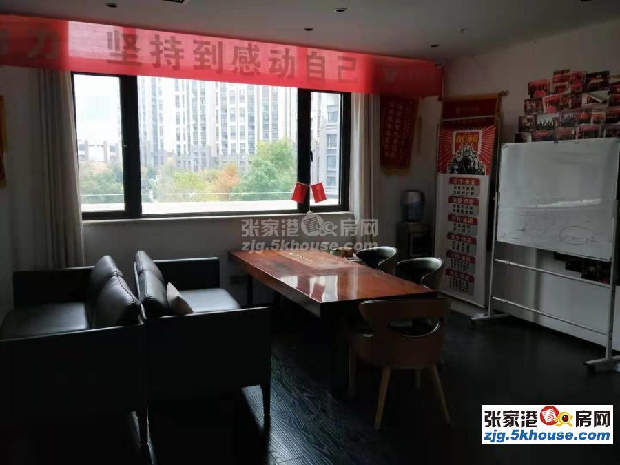 阳光锦程商业街,三楼六间350平,豪华办公装修,消防过关,教育培训欢迎骚扰
