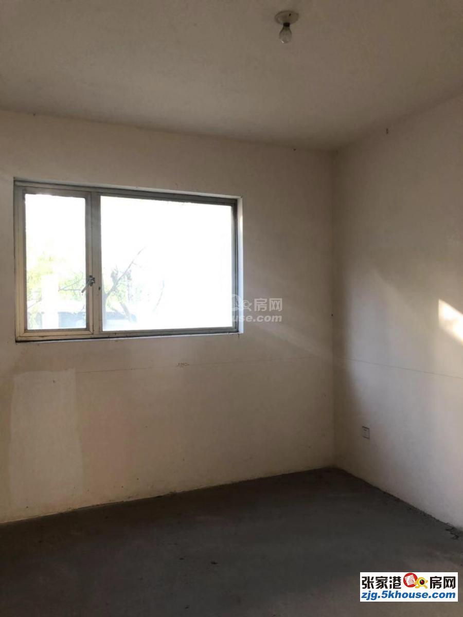 楼层好,视野广,学位房出售,置地甲江南 468万 6室3厅3卫 毛坯