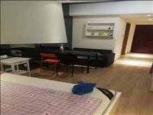吾悅公寓  ,多套長短租均可  1室1廳 豪華裝修 ,拎包入住,短租一個月起租