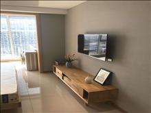 萬達廣場 22樓45平 2200元/月 1室1廳1衛, 精裝修 ,沒有壓力的居住地