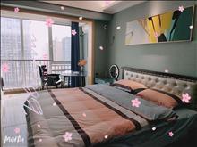 短租萬達廣場 2500元/月 一室, 精裝修 ,拎包入住,床品齊全,每星期定時打掃。