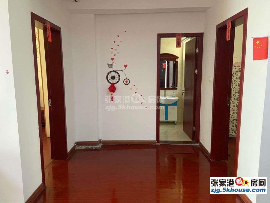 旺西花苑26000元/年,2室2厅1卫名牌家私电器,拎包入住