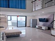 香港城商业中心天和公馆 复试1850元/月 2室2厅2卫, 豪华装修 ,楼层佳,看房方便