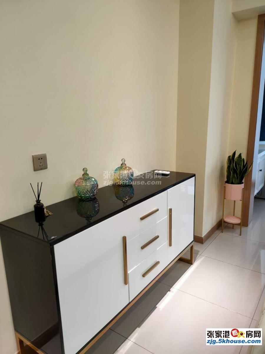 好房超级抢手出租,万达广场 2400元/月 1室1厅1卫, 精装修 拎包入住。