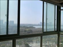 麗景華都湖景房14樓156.6有車位中央空調全套設施租金5.8萬看中可談