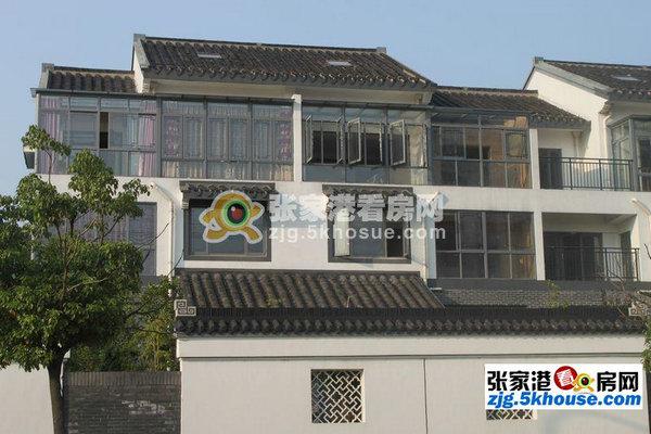 锦绣江南联排别墅1-4层360平+院子+地下室毛坯528万