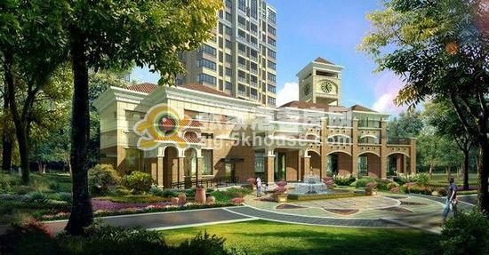 缇香世家 305万 4室3厅2卫 新空房满2年,房主急售。