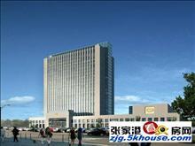 华昌东方广场13楼488平办公装修28万一年