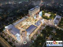 锦都中央广场门面 百信超市边上  67平  1800一个月