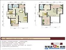 帝景豪园户型图(4)