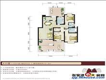 帝景豪园户型图(3)