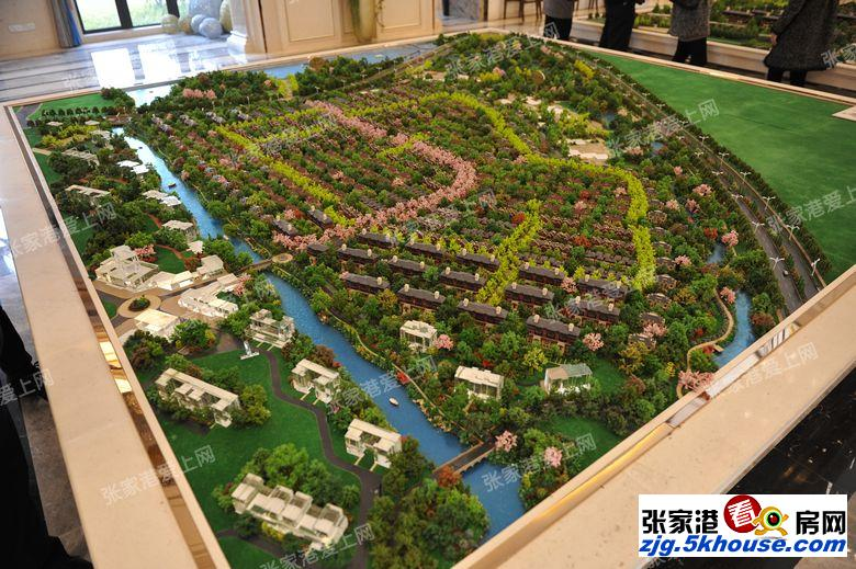 无锡江阴梦东方300亿打造旅游度假城,408平只要289万,风景很好